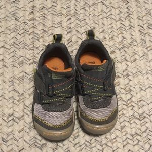 Skechers tennis shoes. Toddler size 6